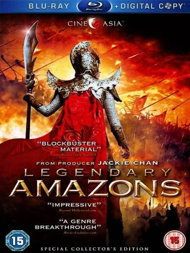 Легендарные Амазонки / The Legendary Amazons (2011)