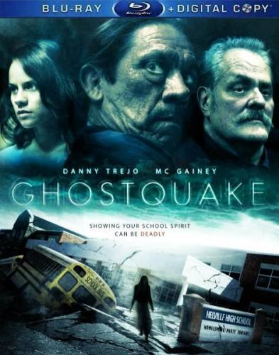 Призрак в школе (2012) / Haunted High / Ghost Quake (USA)