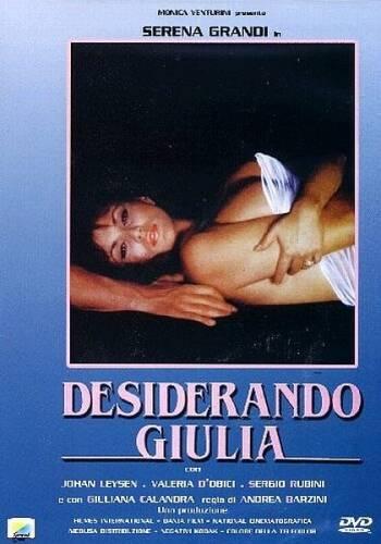 Страсть к Джулии / Desiderando Giulia (1989/DVD5)
