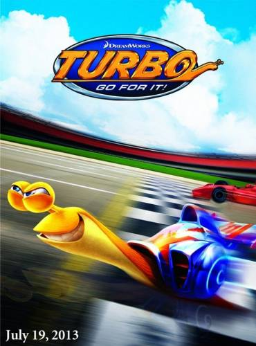 TURBO DreamWorks Animation / Турбо (мультфильм 2013)